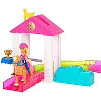 """Mattel Barbie Барби В движении Игровой набор """"Скачки"""""""