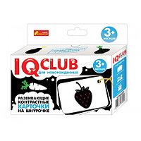 IQ CLUB: Для новорожденных вид 1 (3+)