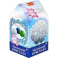 Научные игры: Волшебный белый кристалл