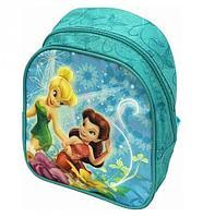 """Рюкзачок малый Disney """"Феи"""" Magic - 255 х 205 x 20 мм, регулируемые лямки, удобная ручка"""