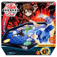 Бакуган игровой набор с ареной и фигуркой-трансформером Bakugan 6045142