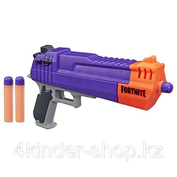 Hasbro Nerf Нерф бластер Фортнайт Револьвер - фото 2