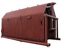 Котёл водогрейный КВ-ГМ-30-150 (КВ-ГМ-35-150)