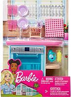 """Мебель для кукол Barbie """"Отдых дома"""", FXG33_FXG35, фото 1"""