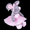 SOFTOY   Мягкая игрушка Мышка, 36см