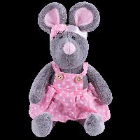 SOFTOY   Мягкая игрушка Мышка, 36см, фото 1