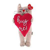 Кот «Обними меня», 25 см