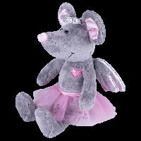 SOFTOY   Мягкая игрушка Мышка, 26см, фото 1