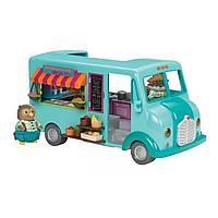 Li'l Woodzeez Игровой набор Закусочная на колесах
