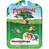 Фигурки Мончижужи 3 в 1 Monchhichi  81501
