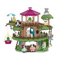 Li'l Woodzeez Игровой набор Дом на дереве