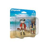 Конструктор Playmobil ДУО: Пират и солдат, фото 1