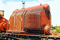 Котёл паровой ДКВр-6,5-23ГМ (Е-6,5-2,4ГМ)