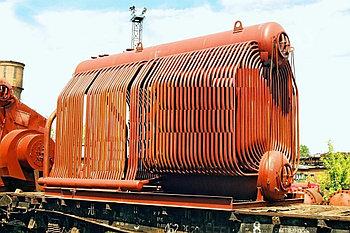 Котёл паровой ДКВр-6,5-23-370ГМ (Е-6,5-2,4-370ГМ)