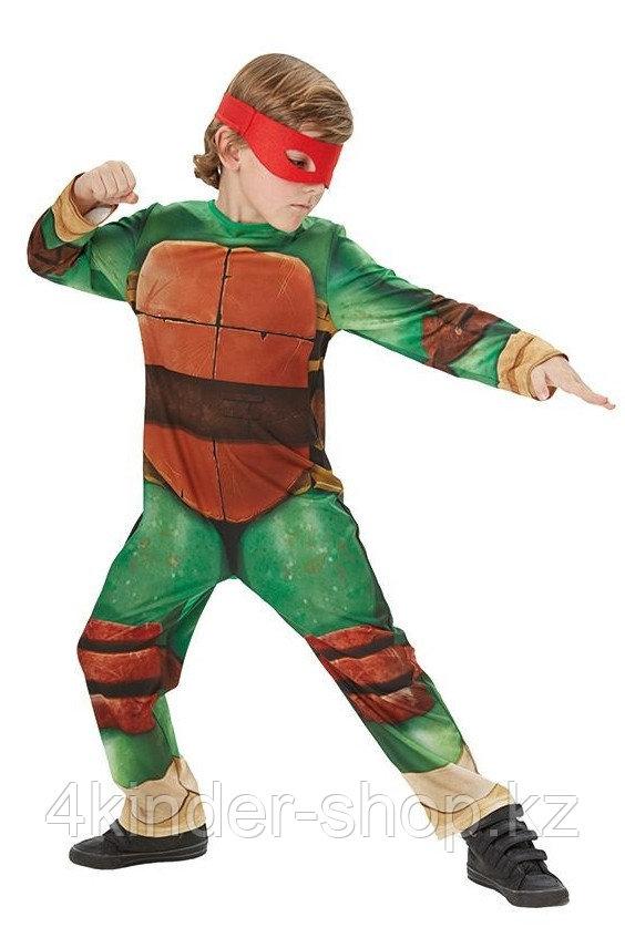 Костюм карнавальный Ниндзя черепашка детский Размер S, M, L - фото 3