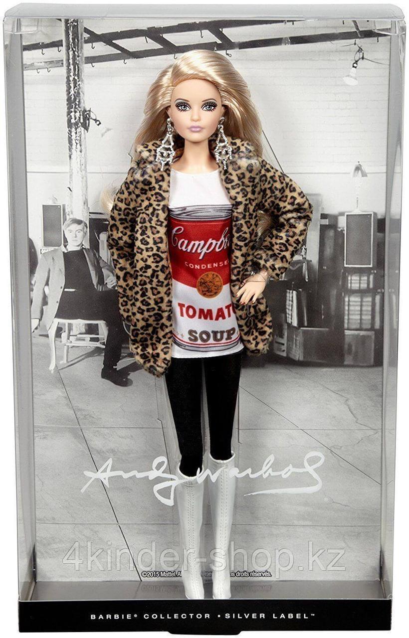Barbie Коллекционная кукла Энди Уорхола - фото 2