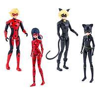 Набор 4 героя с аксессуарами, куклы 14 см., фото 1