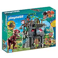 Конструктор Playmobil Динозавры: Затерянный храм с тиранозавром 9429pm, фото 1