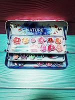 Игровой набор детской декоративной косметики в пенале Markwins 1599003E Frozen