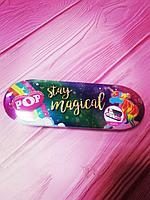 Игровой набор детской декоративной косметики в пенале мал. Markwins 3800151 POP