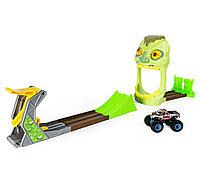Монстр Джем набор машинок Зона Зомби Monster Jam 6053298
