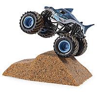 Монстр Джем набор машинка и песок 1 Monster Jam 6053302