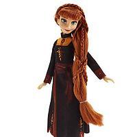 Hasbro Disney Princess ХОЛОДНОЕ СЕРДЦЕ 2 Магия причесок Анна, фото 1