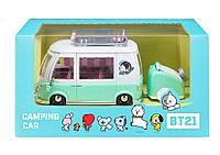 BT21 Микроавтобус для кемпинга