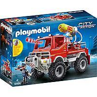 Конструктор Playmobil Пожарная служба: пожарная машина 9466pm, фото 1