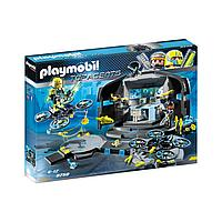 Конструктор Playmobil Командный пункт доктора Дрона 9250pm