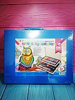 Набор для рисования Юного художника 106 предметов RV-11408