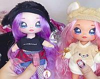 NA! Na! Na! Surprise - мягкие куклы с животным-помпоном-сумочкой от MGA, фото 1