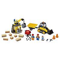Lego City Игрушка Город Great Vehicles Строительный бульдозер, фото 1
