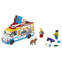 Lego City Игрушка Город Great Vehicles Грузовик мороженщика