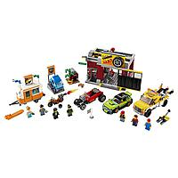 Lego City Игрушка Город Turbo Wheels Тюнинг-мастерская