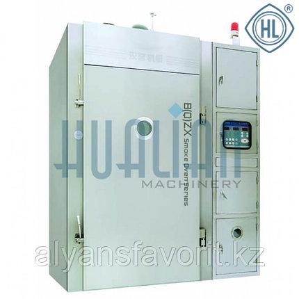 Автоматическая однорамная термодымовая камера QZX- 250, фото 2