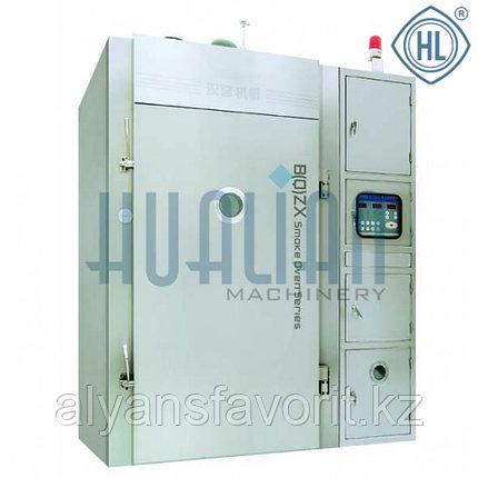 Автоматическая термодымовая камера QZX-1000 (4 рамы и две двери ), фото 2