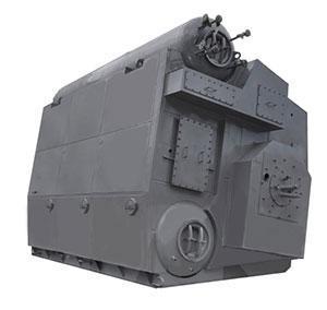 Котёл паровой ДЕ-10-24-250ГМ-О (Е-10-2,4-250ГМ)