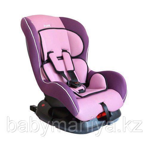 """Автокресло для детей 0-18 кг Siger """"Наутилус ISOFIX"""" фиолетовый, 0-4 лет"""