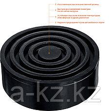 Опора резиновая для домкрата РШ-45, D105 / H45 мм, ЗУБР Профессионал, фото 2