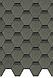 Черепица Standart Сота (Красный, коричневый, зеленый, серый), фото 3