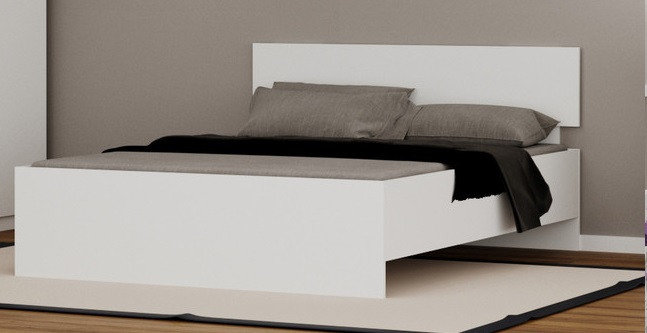 Кровать Медина  Белый, фото 2