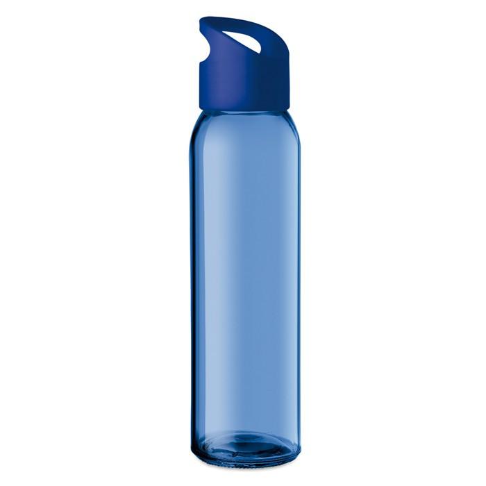 Стеклянная бутылка для воды 500 мл., PRAGA GLASS