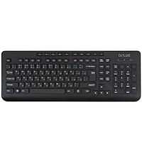 Клавиатура Delux DLK-290UB