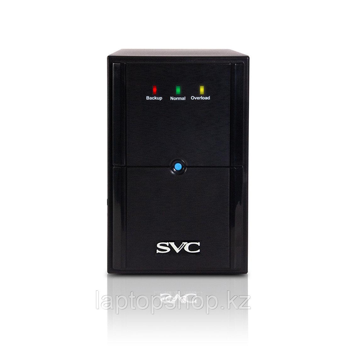 Источник бесперебойного питания SVC V-1200-L, Мощность 1200ВА/720Вт