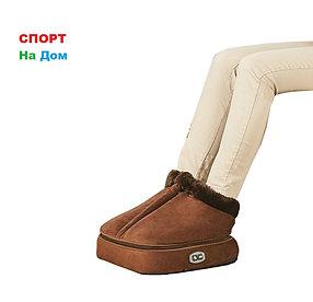 Тепловой массажер для ног Warm Massager 2в1