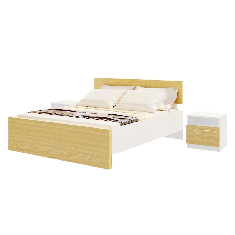 Кровать Медина Дуб седан