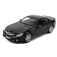 1/18 Maisto Металлическая модель Mercedes-Benz SL-класс, в ассортименте