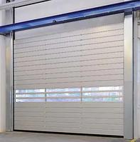 Скоростные ворота Hormann HS 5015 PU H 67 с теплоизоляцией 67 мм