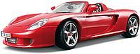 1/18 Maisto Металлическая модель Porsche Carrera GT, в ассортименте